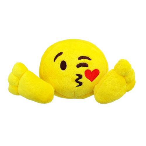 Jucarie de plus Emoji Plushiez - Kissandra - Jucarii de plus -