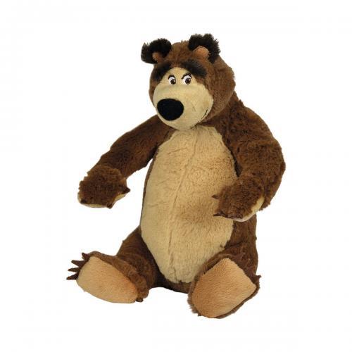 Jucarie de plus Masha and The Bear - Ursul - 25 cm - Jucarii de plus -