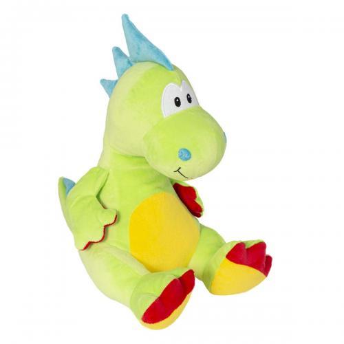 Jucarie de plus Noriel - Dragon - Verde - 31cm - Jucarii de plus -