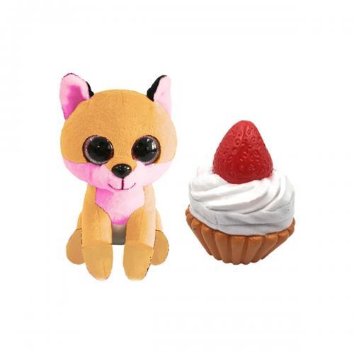 Jucarie de plus Wild Cakes - Fruit Tart Timmy - S1 - Jucarii de plus -
