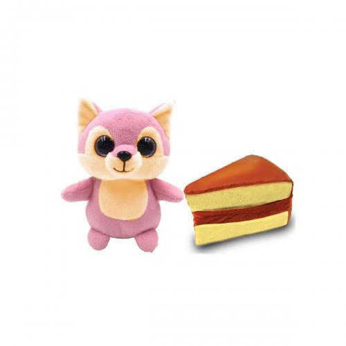 Jucarie de plus Wild Cakes - Shortcake Sherman - S1 - Jucarii de plus -