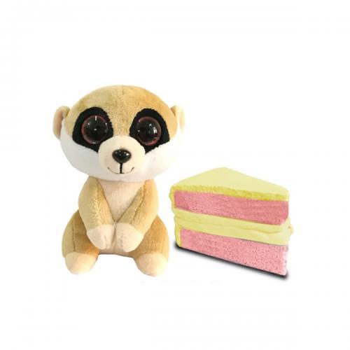 Jucarie de plus Wild Cakes - Sweet Berry Finn - S1 - Jucarii de plus -
