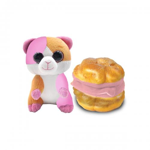 Jucarie de plus Wild Cakes - Sweet Puff Sarah - S1 - Jucarii de plus -