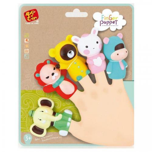 Jucarie de rol Finger Puppet - Diverse Animale - Jucarii de imitatie -