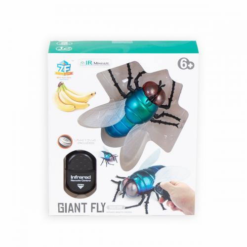 Jucarie interactiva Innovation - Musca cu telecomanda - Jucarii interactive -