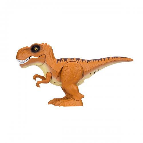 Jucarie interactiva Zuru Robo Alive - Dinozaur - portocaliu - Jucarii interactive -
