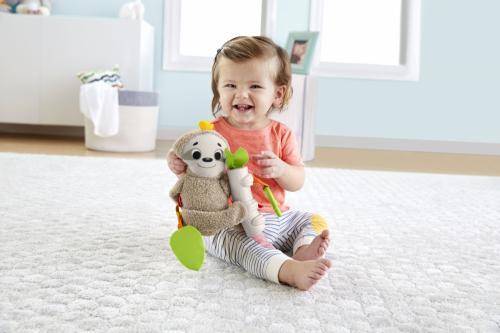 Jucarie plus Fisher Price by Mattel Newborn Lenes - La plimbare - Accesorii carucioare