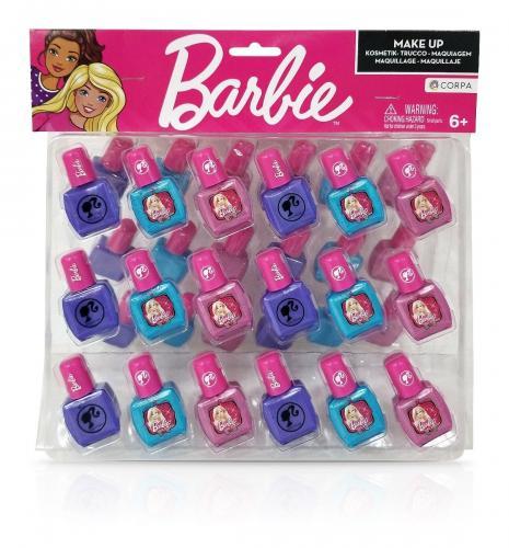 Lac pentru unghii colorat - Barbie - Jucarii de imitatie -
