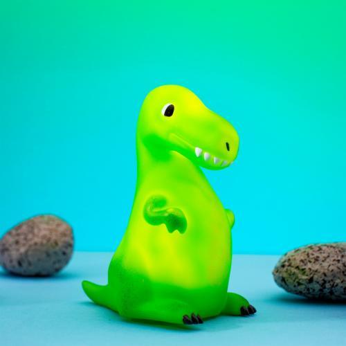 Lampa de veghe Led cu baterii Dinosaur - Camera copilului - Carusele muzicale