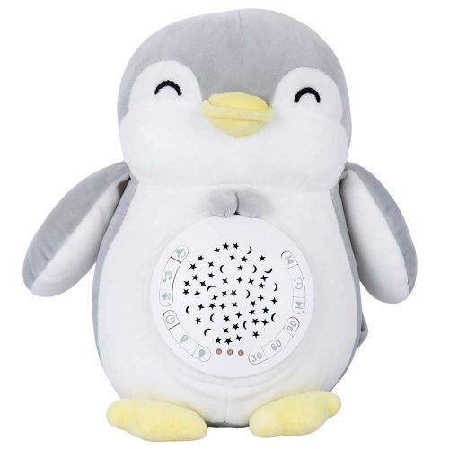 Lampa de veghe plus Chipolino Penguin - Camera copilului - Carusele muzicale
