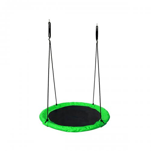 Leagan circular pentru copii King Sport - 103 cm - Verde - Leagane si tobogane -