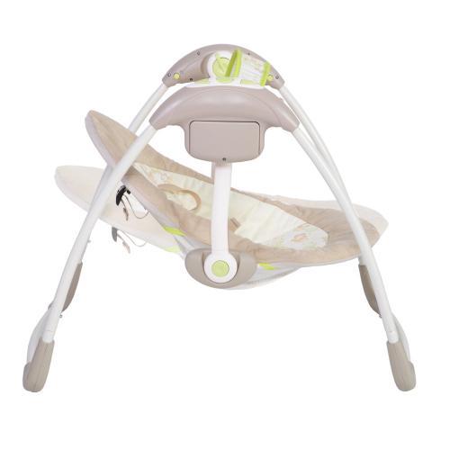 Leagan cu conectare la priza Sky Beige - Camera copilului - Leagane bebe