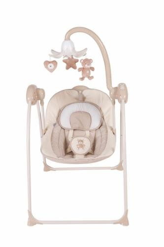 Leagan electric cu conectare la priza Baby Swing Lulla - Camera copilului - Leagane bebe