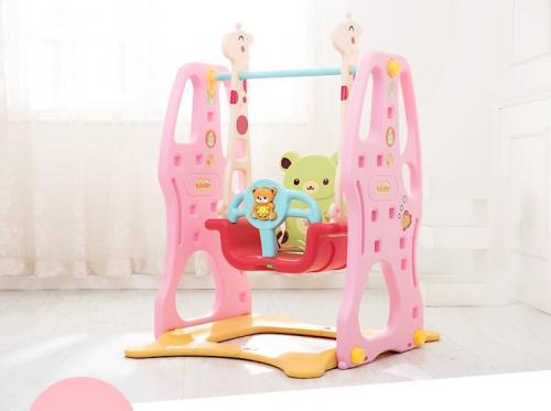 Leagan pentru bebelusi Nichiduta Garden Swing Pink - Leagane curte -