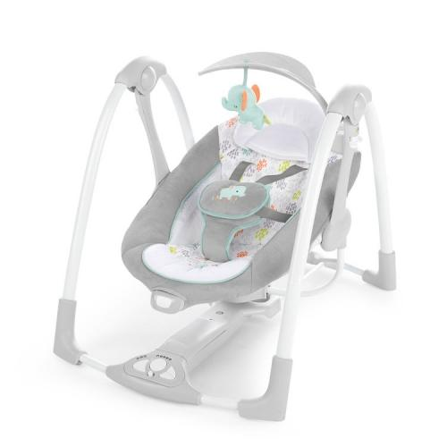 Leagan si balansoar transformabil 2 in 1 Wimberly Ingenuity - Camera copilului - Leagane bebe