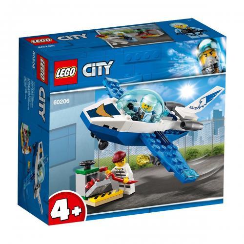 LEGO® City - Avionul politiei aeriene (60206) - Lego copii - City