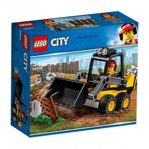 LEGO® City - Incarcator pentru constructii (60219) - Lego copii - City
