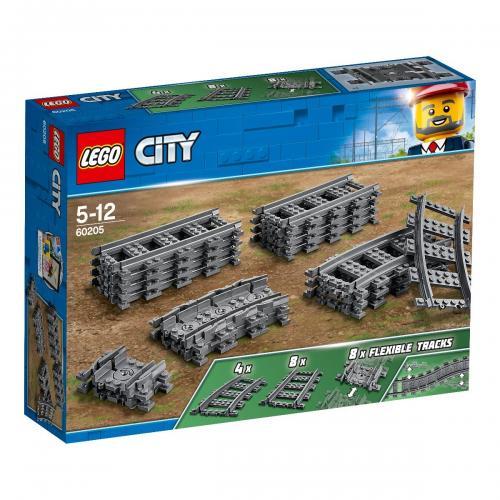 LEGO® City - Sine (60205) - Lego copii - City