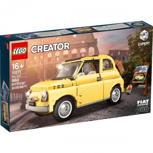 LEGO® Creator Expert - Fiat 500 (10271) - Lego copii - Creator