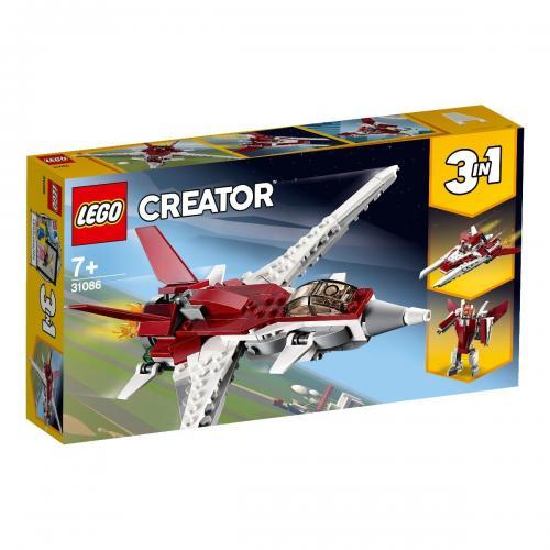 LEGO® Creator - Planorul viitorului (31086) - Lego copii - Creator