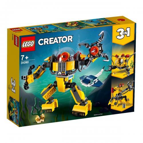 LEGO® Creator - Robot subacvatic (31090) - Lego copii - Creator