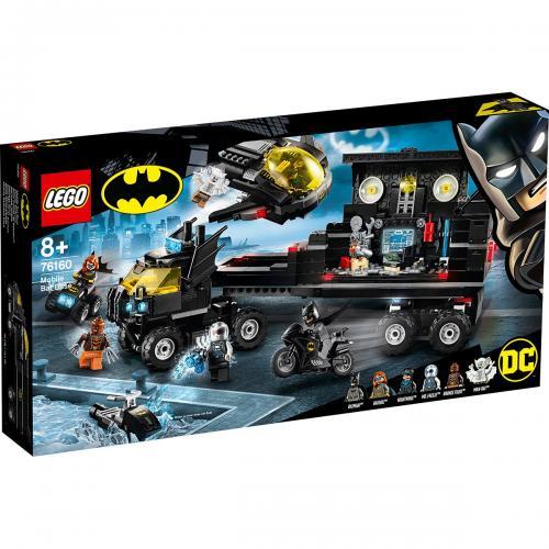 LEGO® DC Comics Super Heroes - Baza mobila (76160) - Lego copii - Super eroi