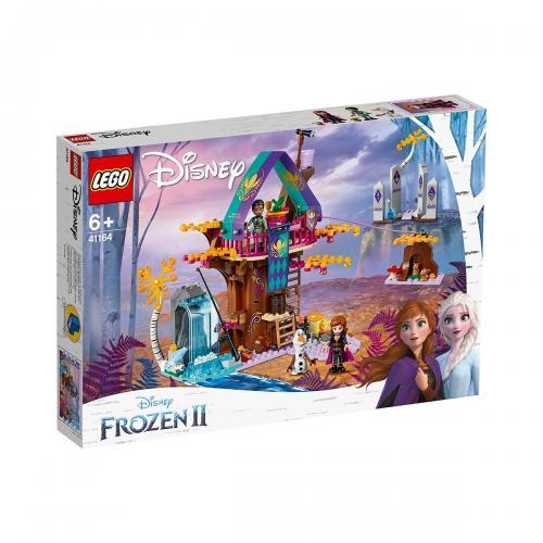 LEGO® Disney Frozen 2 - Casuta fermecata din copac (41164) - Lego copii - Disney