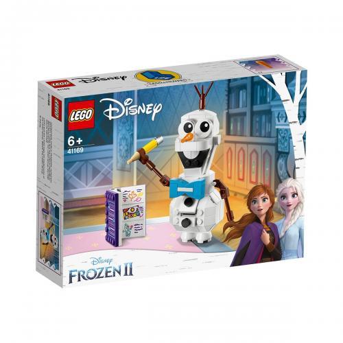 LEGO® Disney Frozen 2 - Olaf (41169) - Lego copii - Disney