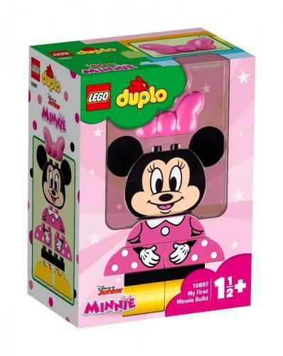 LEGO® DUPLO® - Prima mea constructie Minnie (10897) - Lego copii - Duplo