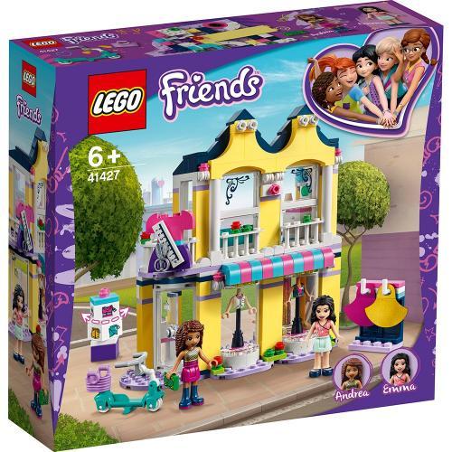 LEGO® Friends - Casa de moda a Emmei (41427) - Lego copii - Friends