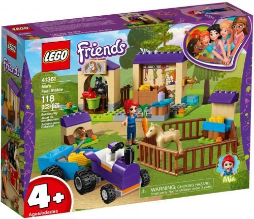 LEGO® Friends - Grajdul Miei (41361) - Lego copii - Friends