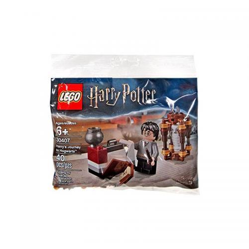 LEGO® Harry Potter™ - Harrys Journey to Hogwarts (30407) - Lego copii - Harry Potter