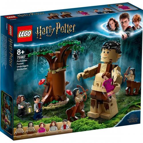 LEGO® Harry Potter™ - Padurea interzisa: intalnirea dintre Grawp si Umbridge (75967) - Lego copii - Harry Potter