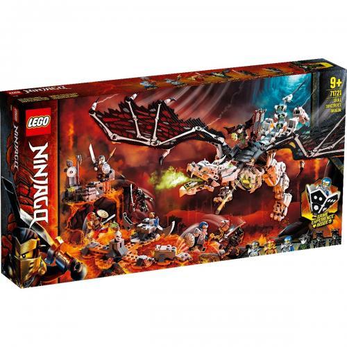 LEGO® Ninjago® - Dragonul Vrajitorului Craniu (71721) - Lego copii - Ninjago
