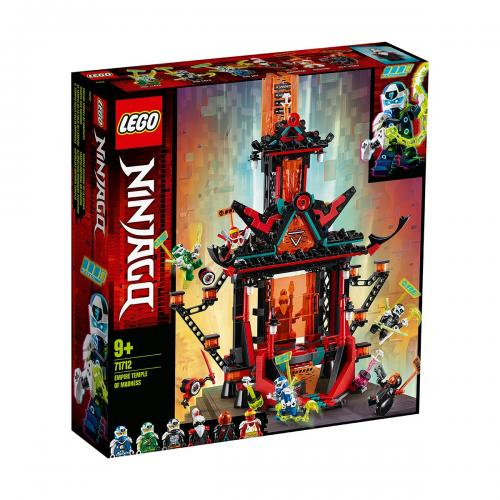LEGO® Ninjago® - Templul Imperiului (71712) - Lego copii - Ninjago