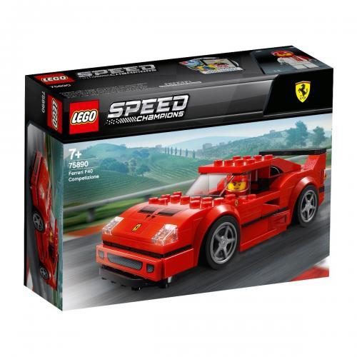 LEGO® Speed Champions - Ferrari F40 Competizione (75890) - Lego copii - Speed Champions
