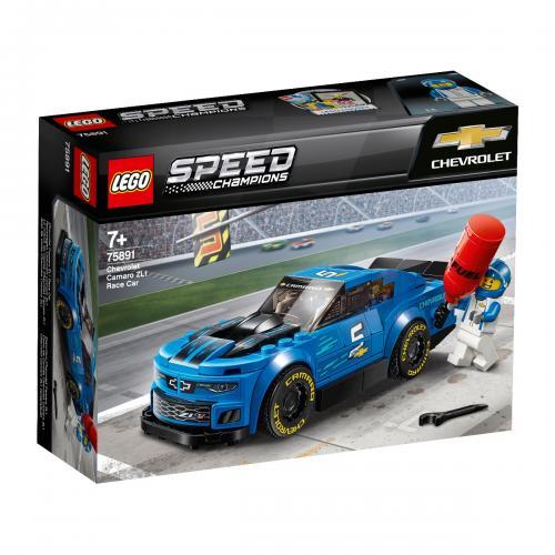 LEGO® Speed Champions - Masina de curse Chevrolet Camaro ZL1 (75891) - Lego copii - Speed Champions