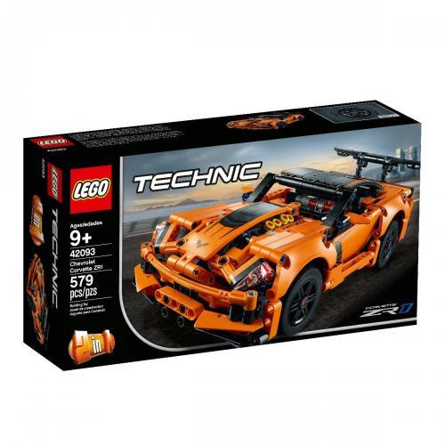 LEGO® Technic - Chevrolet Corvette ZR1 (42093) - Lego copii - Technic