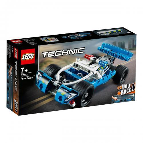 LEGO® Technic - Urmarirea politiei (42091) - Lego copii - Technic
