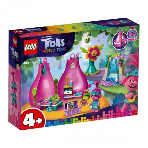 LEGO® Trolls™ - Capsula lui Poppy (41251) - Lego copii - Trolls