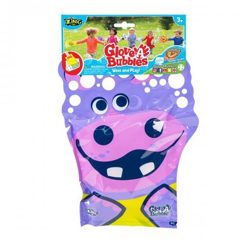 Manusa Zing Glove a Bubbles pentru baloane de sapun - Jucarii copii -