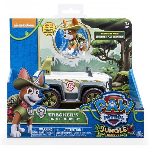 Masinuta cu figurina Paw Patrol - Trucker - 20124642 - Masinute copii -