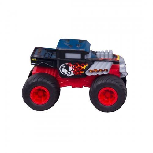 Masinuta cu functii Hot Wheels - Bone Shaker - 1:24 - GCG07 - Masinute copii -