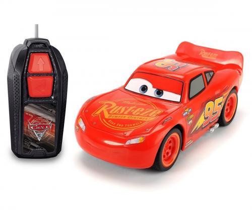 Masinuta cu telecomanda Disney Cars Mc Queen - Masinute copii -