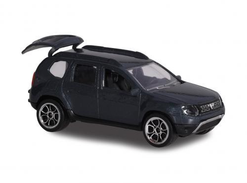 Masinuta Dacia Duster Majorette - 75 cm - Negru - Masinute copii -