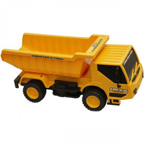 Masinuta de constructie Kinsmart - Basculanta - 30 cm - Masinute copii -