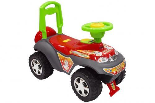 Masinuta de impins copii Baby Mix UR7600 red - Vehicule fara pedale -