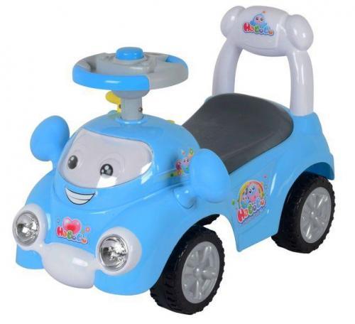 Masinuta de impins copii Baby Mix URZ313 blue - Vehicule fara pedale -