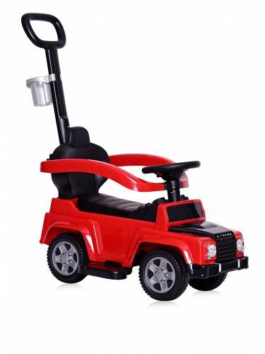 Masinuta de teren X-Treme cu maner parental red - Vehicule fara pedale -