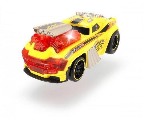 Masinuta Dickie Toys - Skullracer - Masinute copii -